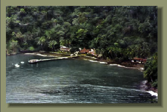 Turn Key Fishing Lodge for sale is a great Real Estate in the Golfo Dulce area, Facing the Osa Peninsula